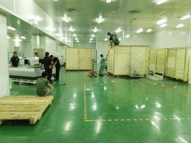 深圳机器设备吊装,医疗器械,实验仪器等包装箱