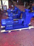 上海江洋ZWL/ZW型直聯式自吸無堵塞排污泵