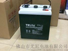 VOLTA(沃塔)6V230AH电动高尔夫车蓄电池