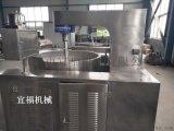 PFT-200-黑芝麻 花生米全自動電加熱導熱  星攪拌炒鍋