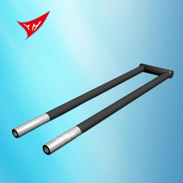 出口碳化硅加热管U型硅碳棒