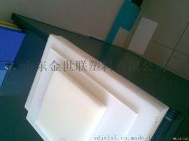 山东金世联耐磨损pp塑料板环保塑料板