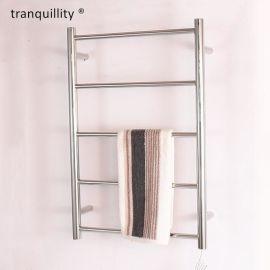 不锈钢电热毛巾架 定制电加热烘干浴巾架