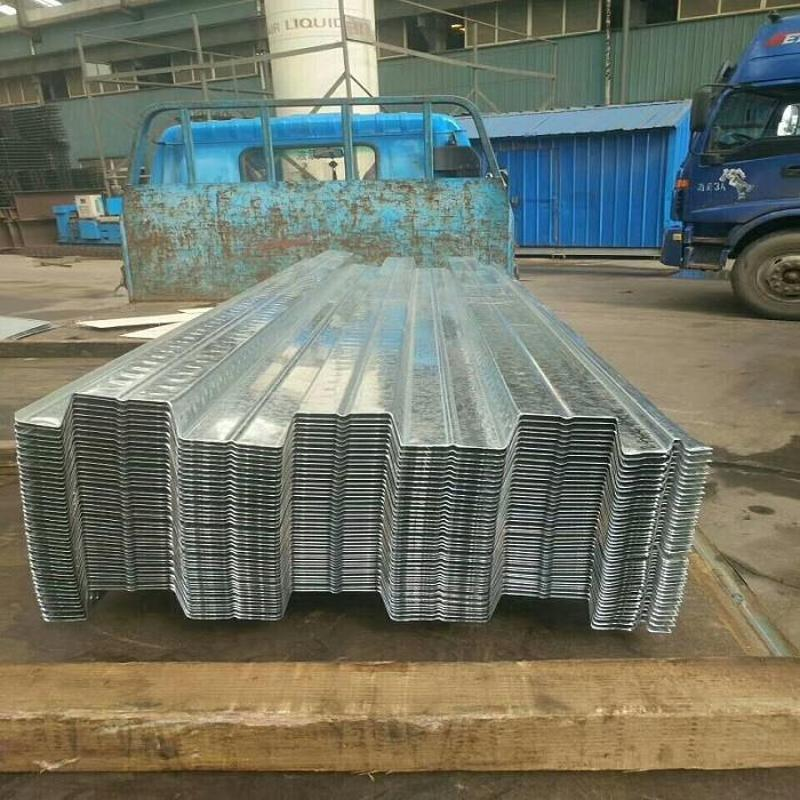 915型首钢镀锌楼承板鞍钢Q345楼承板