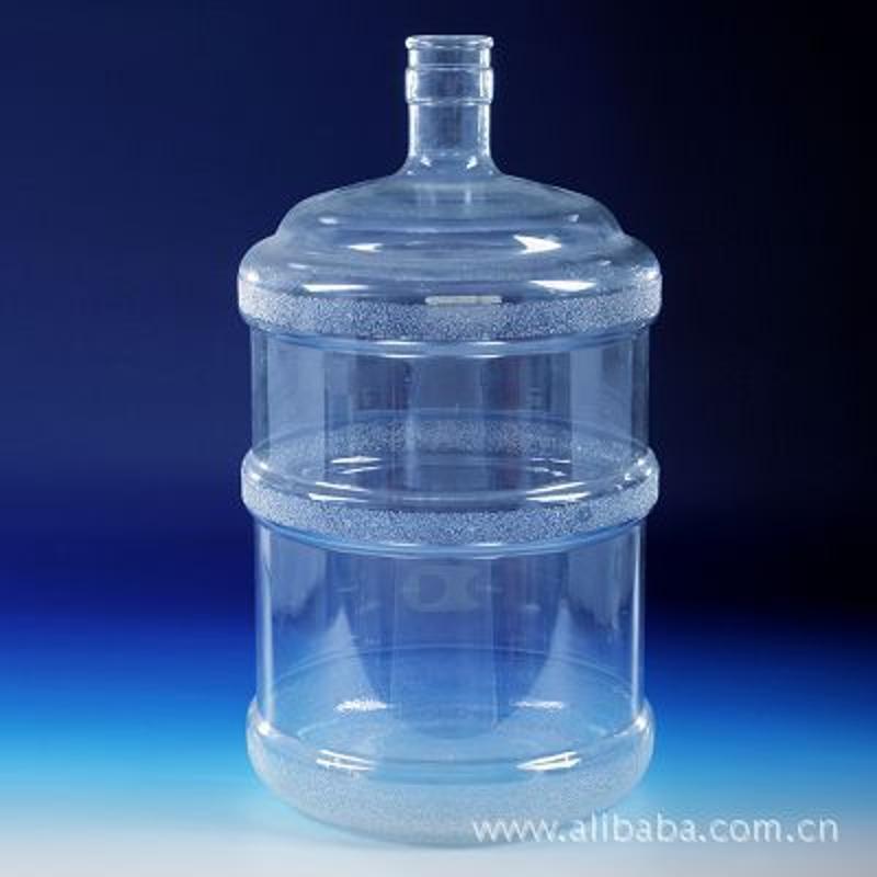 PET五加侖塑料瓶管胚 結晶口瓶坯 耐高溫PE瓶坯