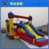 儿童充气蹦蹦床 家用游乐场玩具跳床城堡 小型室内外玩具
