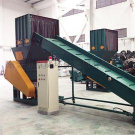 废旧塑料粉碎用破碎机 实用高产量的胶头破碎机 强力塑料破碎机