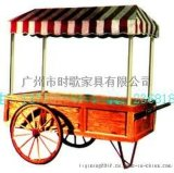 广州景区户外售卖车 越秀公园景观园林别墅区流动售货车 购物广场移动售卖车
