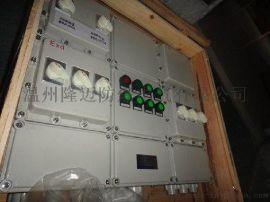 挂墙式防爆照明动力配电箱
