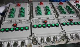 防爆配电箱ExdeIICT6/IP54防爆配电箱