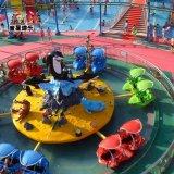 广场激战鲨鱼岛游乐设备 童星激战鲨鱼岛厂家