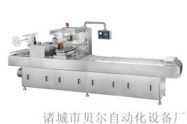 贝尔盒式气调包装机 自煮米饭全自动包装机直销
