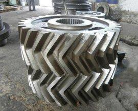 锻造加工热处理大型重载工业硬齿面齿轮 (5000)