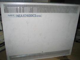 NEC交換機(NEC7400M100)