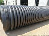 质量耐压又防腐的排水管道HDPE缠绕增强管