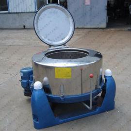 东莞原厂**高速离心式脱水机 不锈钢加热烘干脱水机