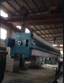 武汉石粉污水泥浆处理板框压滤机