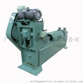 广州圆线压扁成型机 全自动液压压扁机