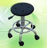 气动防静电圆凳 防静电可升降凳子 PU防静电圆凳