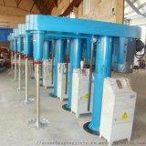 机械升降单轴/双轴高速搅拌分散机设备
