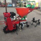 玉米上化肥用履带微耕机, 小型手扶链轨式耕田机