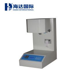 海达 熔体流动速率测定仪(质量法) HD-R803