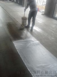 车间防尘绝沙环氧地坪漆/骨料耐磨地坪漆
