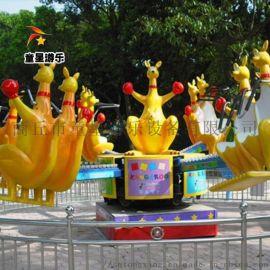 欢乐袋鼠跳主题公园游乐设备 游乐项目投资那家好