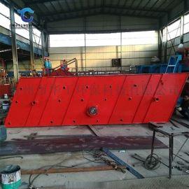 高效矿用振动筛报价 定制沙场石料振动筛分设备