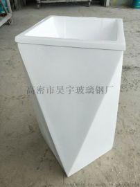 厂家生产户外玻璃钢花钵 花盆 景观雕塑园林配套设施