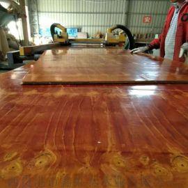 胶合板厂家建筑模板生产线优质覆膜板