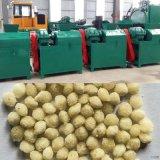復合肥造粒生產線設備 化肥對輥擠壓造粒機 對輥擠壓造粒機的結構