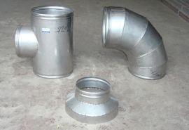 隆贇機電設備安裝 可加工定製螺旋風管