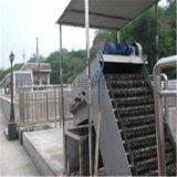 重庆不锈钢机械格栅除污机 回转式机械格栅