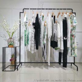 休闲女装芝麻衣柜服装展示品牌女装尾货小西装艾莲达女装