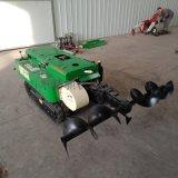 開溝旋耕除草機 精馳機械土壤耕整機