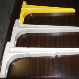 接地电缆支架 玻璃钢FRP电缆支架应用 地面支架