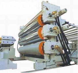 PE/PP塑料/木塑板片材生产线