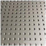 廠家直銷鋁合金通孔板圓孔不鏽鋼過濾隔音通風打孔板網