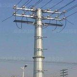 华兴电力钢杆价格优惠合理——供应辽宁调兵山66KV电力钢杆及电力钢杆基础