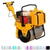 小型压路机 手扶单钢轮式 转向灵活方便 小型工程机械专家山东路得威