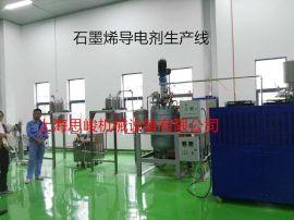 SGN/思峻 机械法剥离石墨烯导电剂分散机