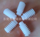 供應廣東蝸桿 精密齒輪 馬達電機用塑膠蝸桿原廠生產