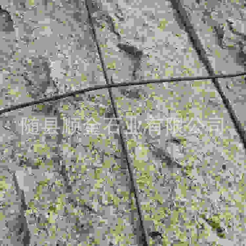 长期供应外墙砖蘑菇石 天然文化石材蘑菇石 别墅外墙黄金麻蘑菇石
