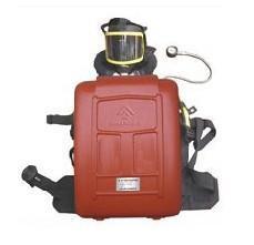 正压氧气呼吸器