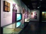 深圳隆城展示提供精品博物馆展示柜