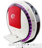 新款時尚藍牙音樂電動自平衡獨輪車 體感智慧思維單輪代步車