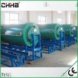 上海真空爐廠家直銷雙缸三甘醇煅燒清洗爐,大容量真空化纖清洗爐