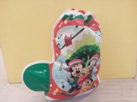 广东深圳圣诞节礼品袋穿绳袋