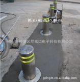 ¢220/600液压升降柱,全自动升降桩,不锈钢路障柱,电子感应阻车柱